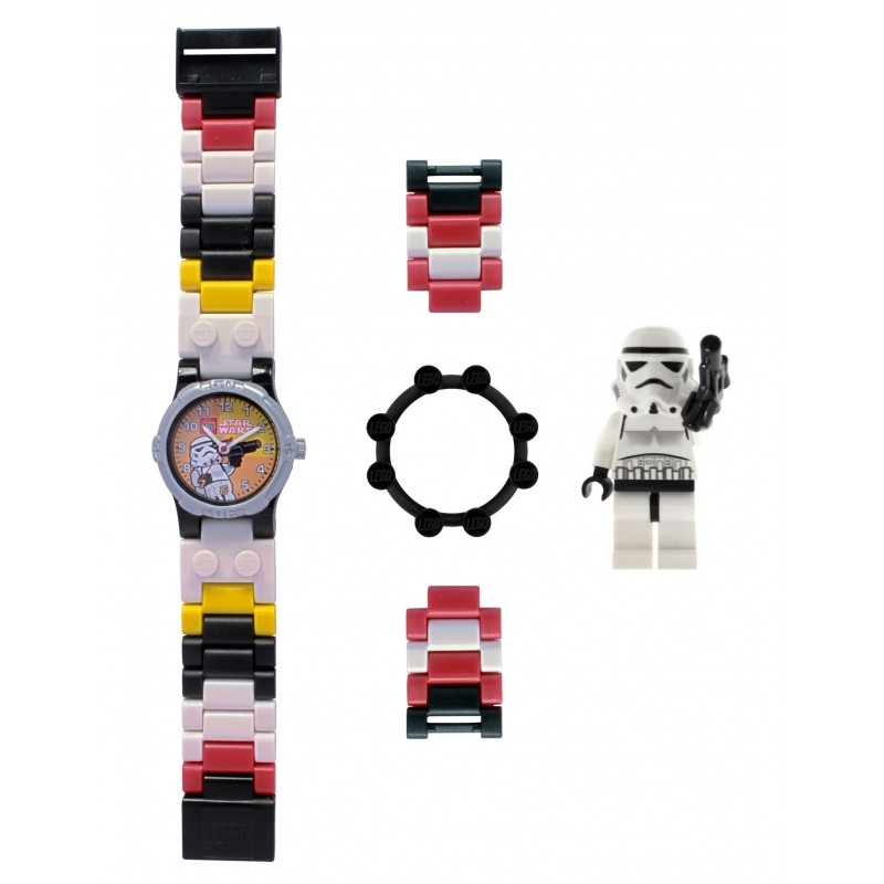montre lego star wars soldat de l 39 empire. Black Bedroom Furniture Sets. Home Design Ideas