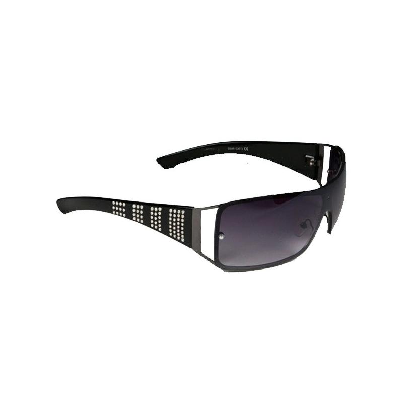 lunettes de soleil avec strass. Black Bedroom Furniture Sets. Home Design Ideas