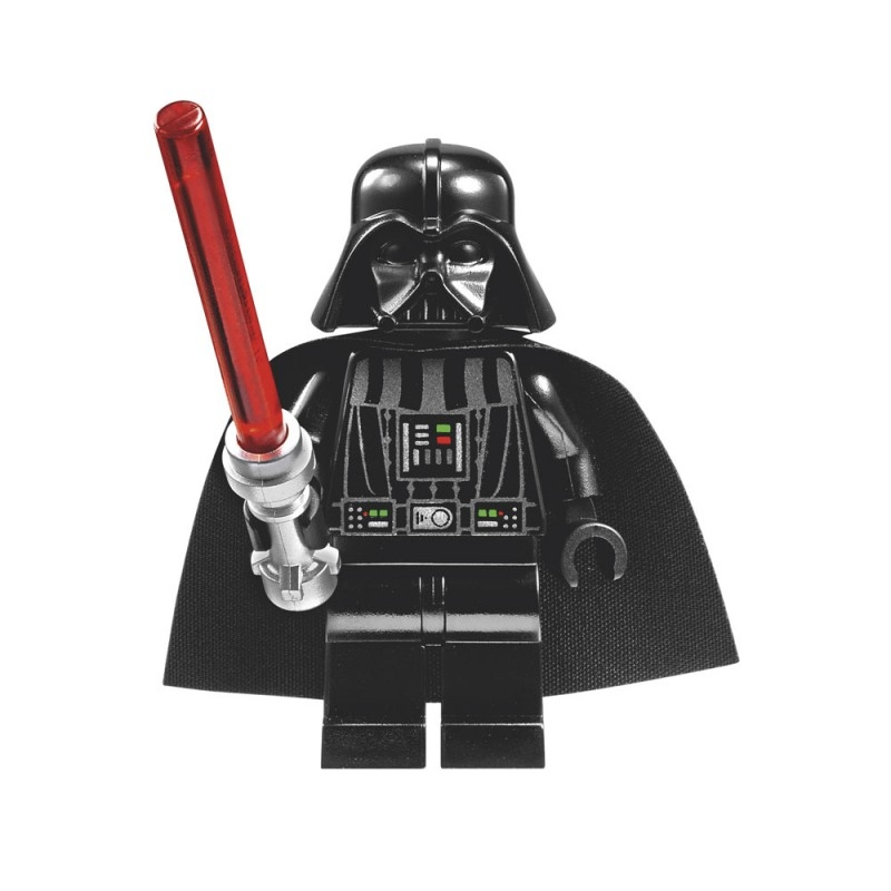 montre lego star wars dark vador et sa figurine. Black Bedroom Furniture Sets. Home Design Ideas