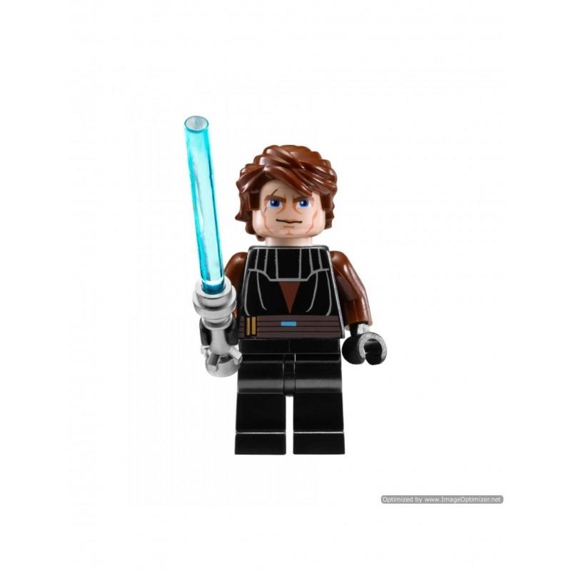 montre lego star wars anakin skywalker avec figurine. Black Bedroom Furniture Sets. Home Design Ideas