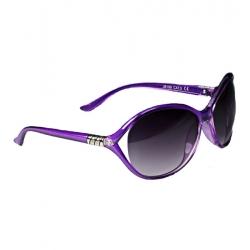 Lunettes de soleil - Violet